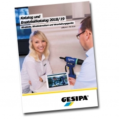 GESIPA Blindniettechnik-Katalog von SEIDL Workfashion...