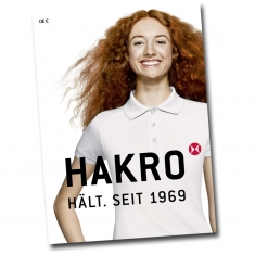 HAKRO-Katalog von SEIDL Workfashion & more OHG