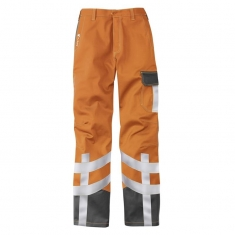 Kübler Warnschutz-Bundhose, SAFETY X7, orange/anthrazit