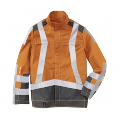 Kübler Warnschutz-Bundjacke, SAFETY X7, orange/anthrazit