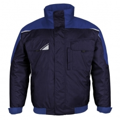 Pilotenjacke pka BESTWORK NEW, marine/royal