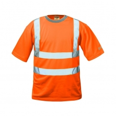 Warnschutz T-Shirt Safestyle EN471, orange