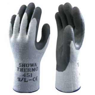 Winterhandschuh SHOWA THERMO, latexbeschichtet