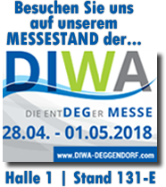 DIWA 2018 - Messeauftritt der SEIDL Workfashion & more OHG