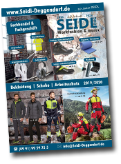 Der Workfashion-Katalog von SEIDL Workfashion & more OHG